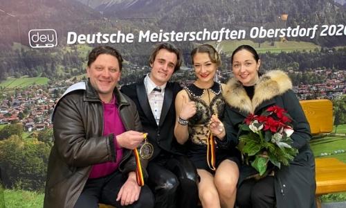 Deutsche Meisterschaft 2020